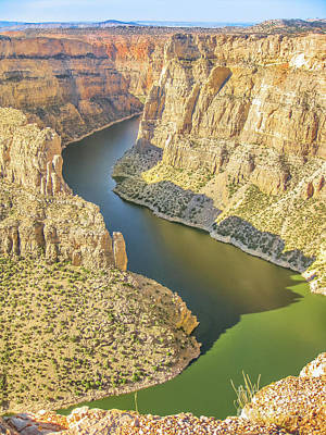 Photograph - Devil Canyon Overlook by Benny Marty