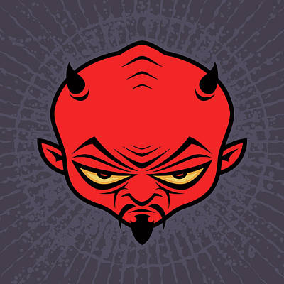 Royalty-Free and Rights-Managed Images - Devil Dude by John Schwegel