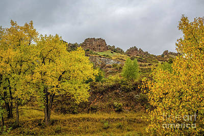 Photograph - Devil's Backbone Fall Day by Jon Burch Photography