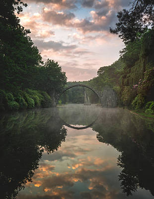 Photograph - Devils Bridge by Photography by KO