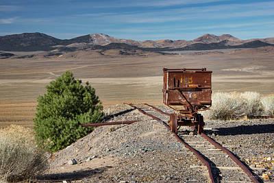 Photograph - Diana Mine by Leland D Howard