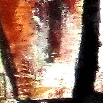Digital Art - Digital Abstract N10. by Clyde J Kell