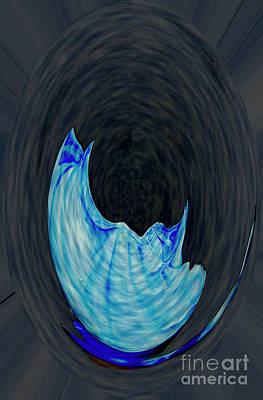 Digital Art - Digital Ascension II by James Lavott