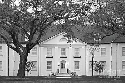 Photograph - Dillard University Camphor Hall by University Icons