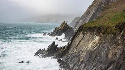 Photograph - Dingle Ireland Coastline  by John McGraw