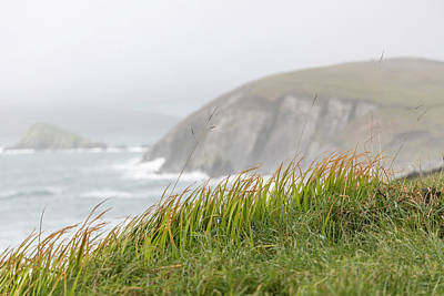 Photograph - Dingle Pennisula Coast  by John McGraw