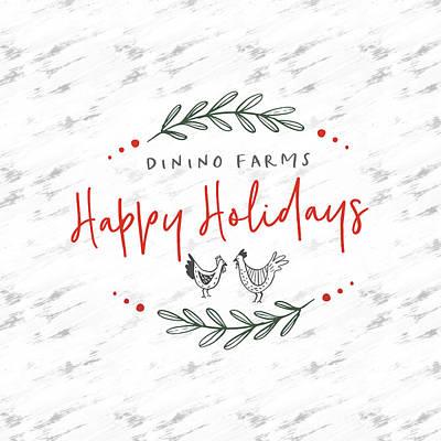 Digital Art - Dinino Farms- Art By Linda Woods by Linda Woods