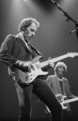 Photograph - Dire Straits by Fin Costello