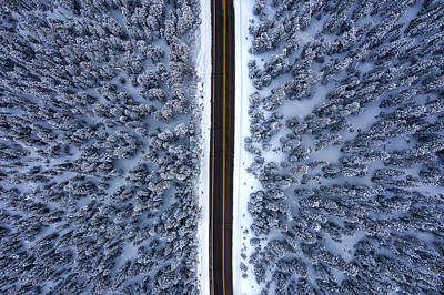 Photograph - Divided by Rand