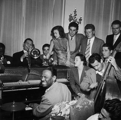Photograph - Dixieland Jam by Slim Aarons