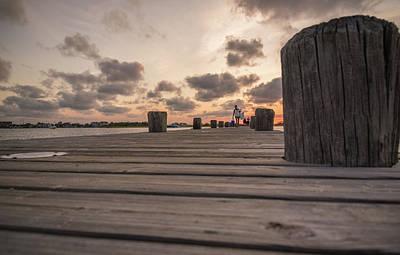 Photograph - Dock Days by Kristopher Schoenleber