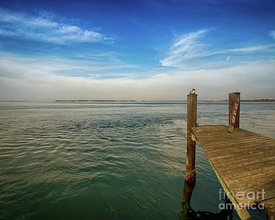 Pop Art - Dock On The Bay by Tom Gari Gallery-Three-Photography