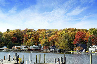 Photograph - Dockside View by Kathi Mirto