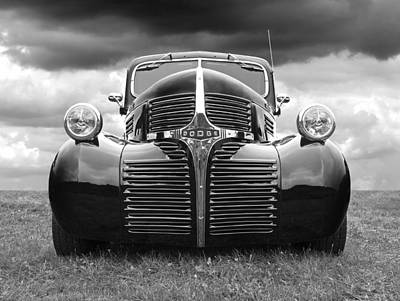 Photograph - Dodge Truck 1947 by Gill Billington