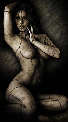 Digital Art - Dolly by Jason Casteel