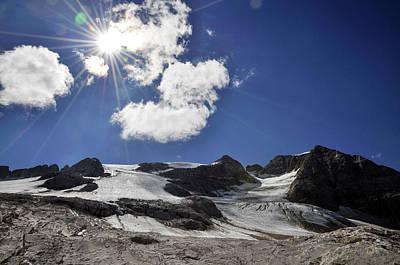 Photograph - Dolomites, Italy by Dubi Roman