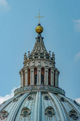 Photograph - Dome by Joseph Yarbrough