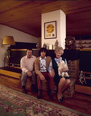 Photograph - Donovan At Home by John Olson