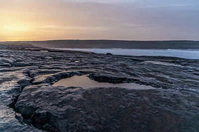 Photograph - Doolin Ireland Sunrise by John McGraw