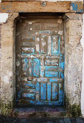 Photograph - Door 85 by Jessica Levant