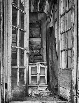 Photograph - Doors Within Doors by Cate Franklyn