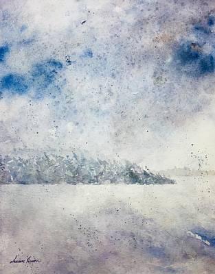 Painting - Dorian by Susanne Nason