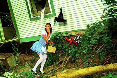 Photograph - Dorothy by Robert FERD Frank