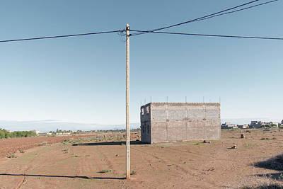 Photograph - Douar Erha 23 by Stuart Allen