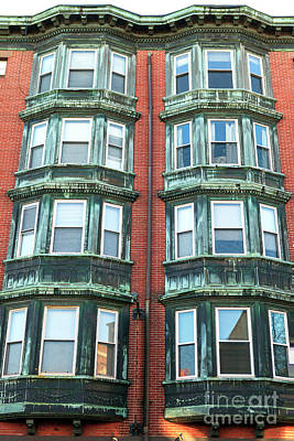 Photograph - Double Look Boston by John Rizzuto