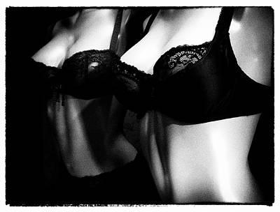 Photograph - Double Torso by Jorg Becker