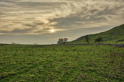 Photograph - Dovedale Open Field by Scott Lyons