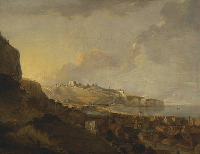 Painting - Dover by Richard Wilson
