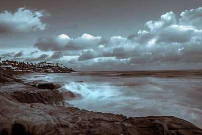 Photograph - Down The Coast by Peter Tellone