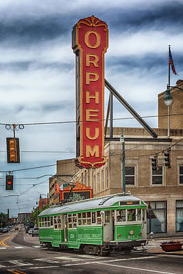 Photograph - Downtown Memphis 2 by Susan Rissi Tregoning