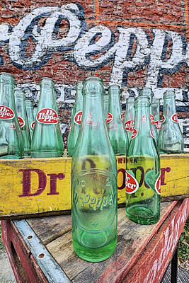 Photograph - Dr Pepper 10 2 And 4 by JC Findley