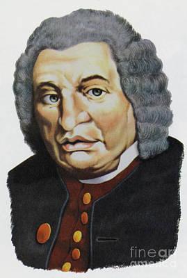 Painting - Dr Samuel Johnson by David Nockels