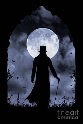 Photograph - Dracula Returns by Clayton Bastiani