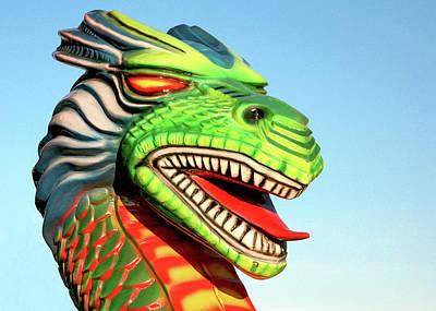 Photograph - Dragon Ride by Todd Klassy