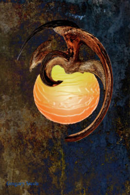 Photograph - Dragon Sphere by Gregory Steele