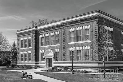 Photograph - Drake University Cole Hall by University Icons