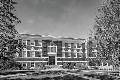 Photograph - Drake University Howard Hall by University Icons