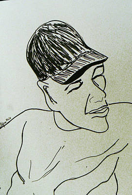 Drawing - Drawing by Delorys Tyson