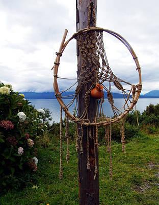 Photograph - Dream Catcher, Puerto Varas, Chile by Kurt Van Wagner
