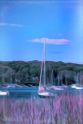 Photograph - Dream Sail by Karen Silvestri