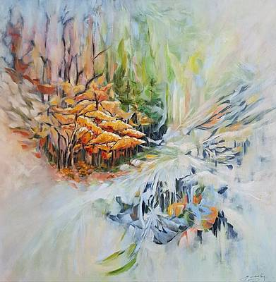 Painting - Dreamland by Joanne Smoley