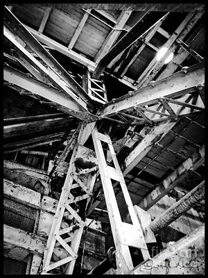 Photograph - Dredge Angles by Jennifer Lake