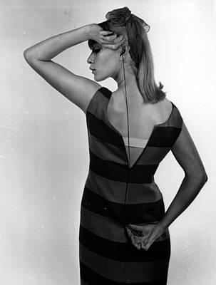 Rear View Photograph - Dress Zip by Evening Standard