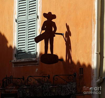 Photograph - Drummer Boy Sign by Lainie Wrightson