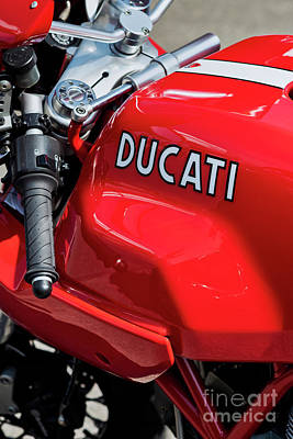 Photograph - Ducati Sport 1000s by Tim Gainey