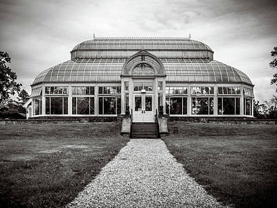 Photograph - Duke Farms Conservatory by Steve Stanger